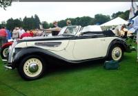 1938 BMW 327 image.