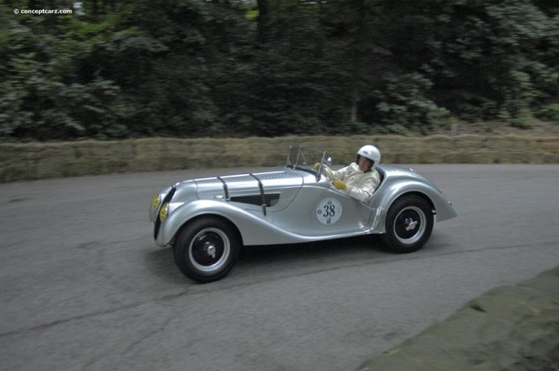1938 BMW 328