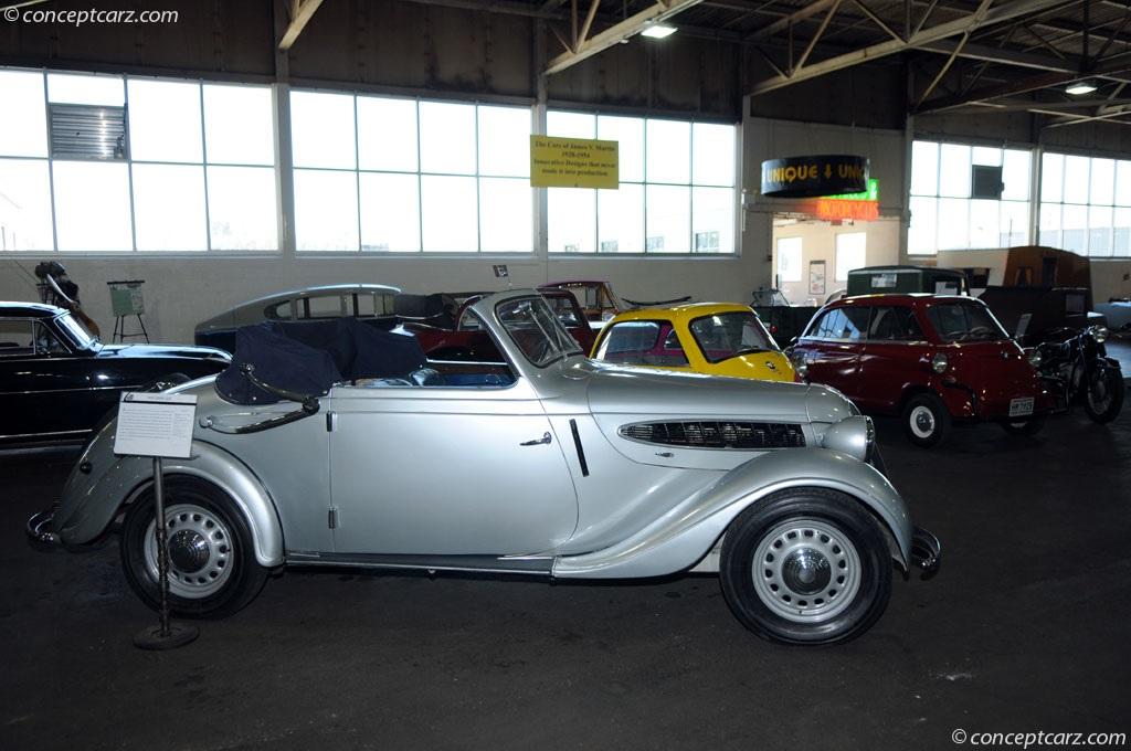 1938 BMW 320   conceptcarz.com