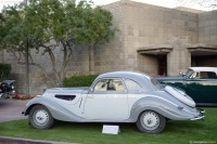1939 BMW 328.  Chassis number 74509