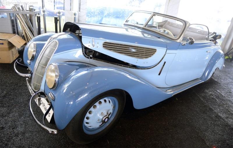1939 BMW 327