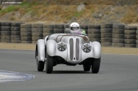 1939 BMW 328.  Chassis number 85351