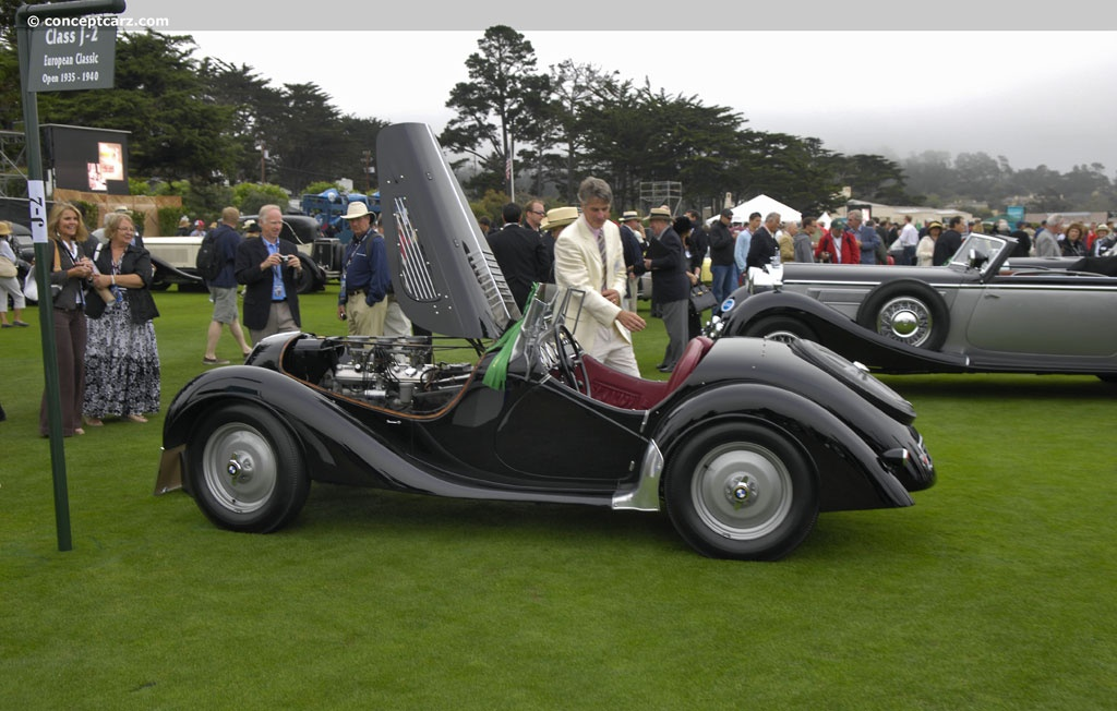 Auction Results and Sales Data for 1939 BMW 328