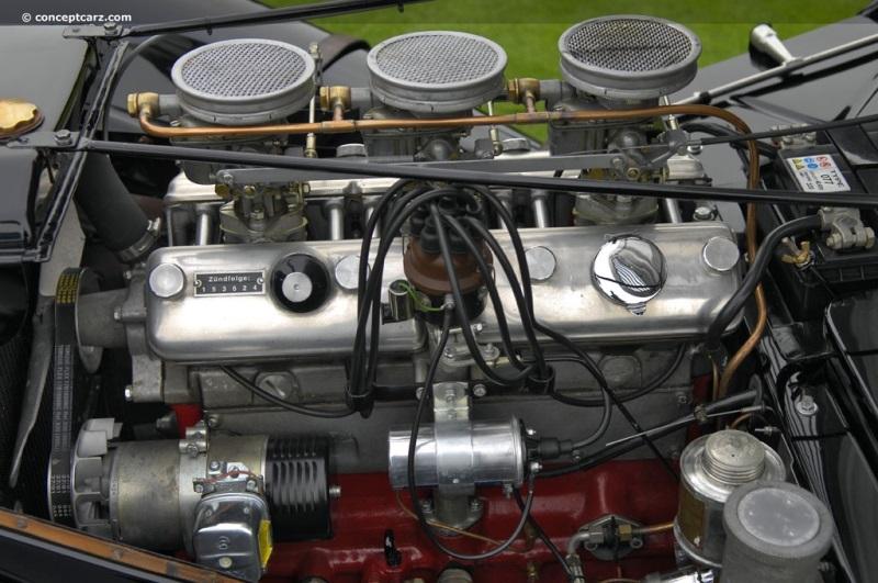 Engine BMW Chassis Information - Bmw 328 engine