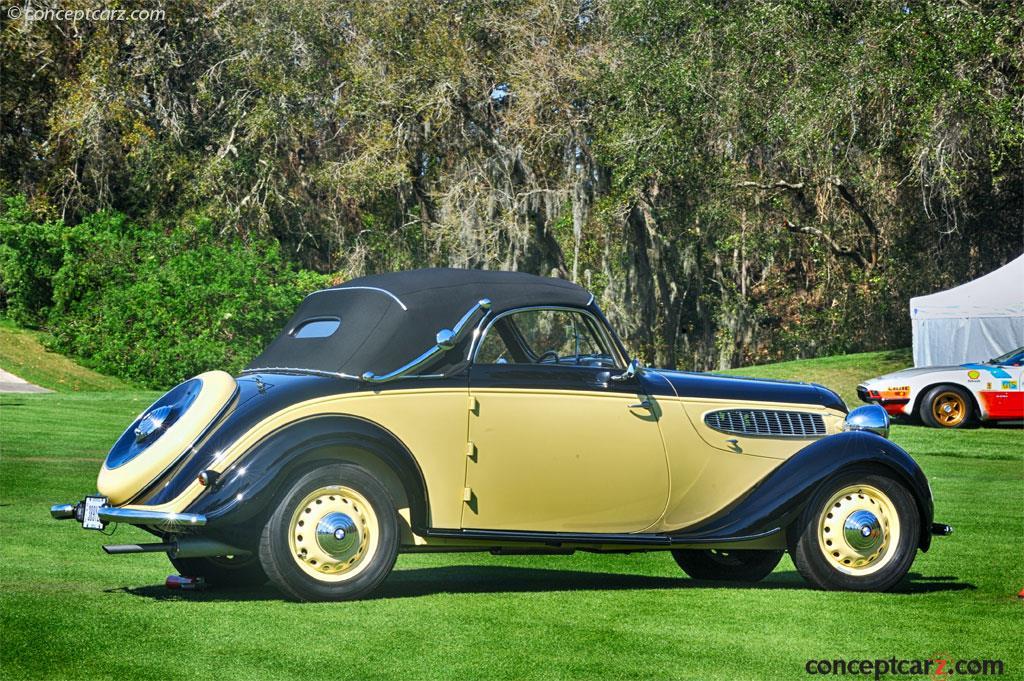 1939 BMW 321 | conceptcarz.com