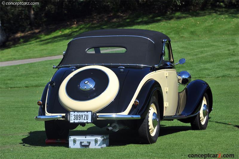 1939 BMW 321