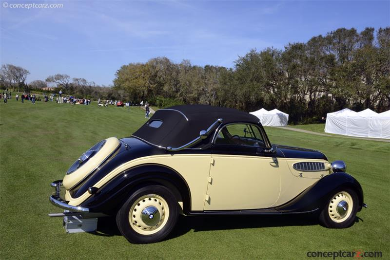 Town And Country Auto Sales >> 1939 BMW 321 History, Pictures, Value, Auction Sales, Research and News
