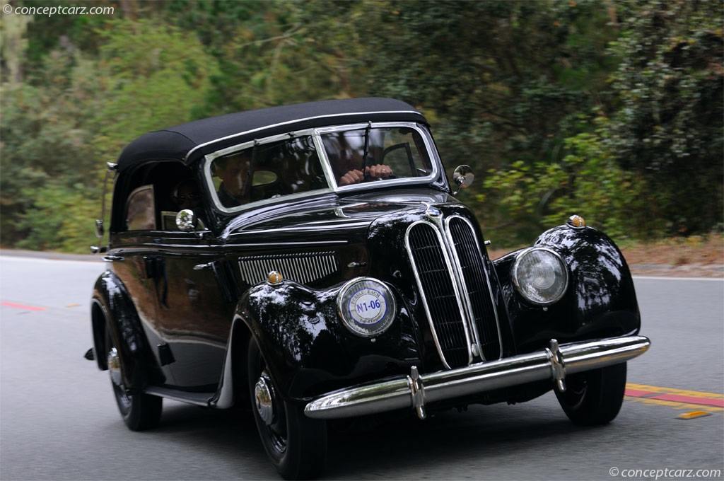 Auction Results and Sales Data for 1940 BMW 335