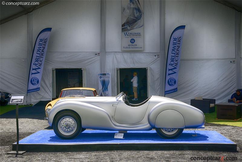 1940 BMW 328