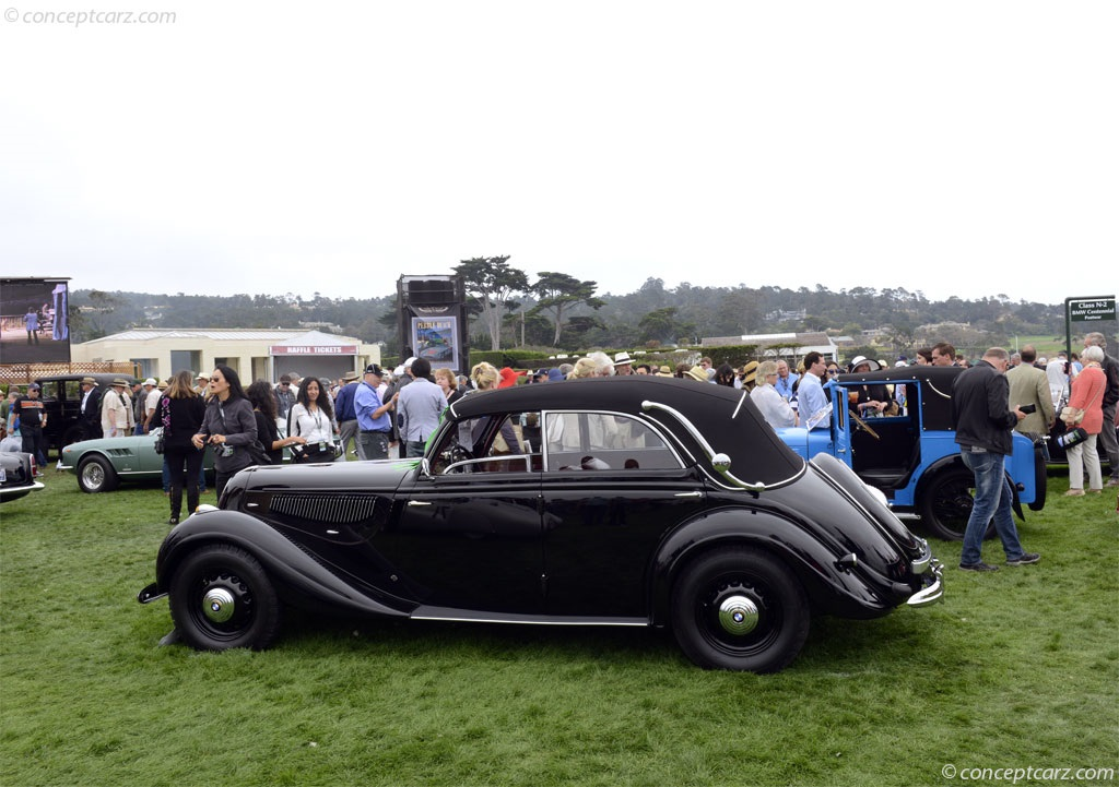 1940 BMW 335 History, Pictures, Value, Auction Sales, Research and News