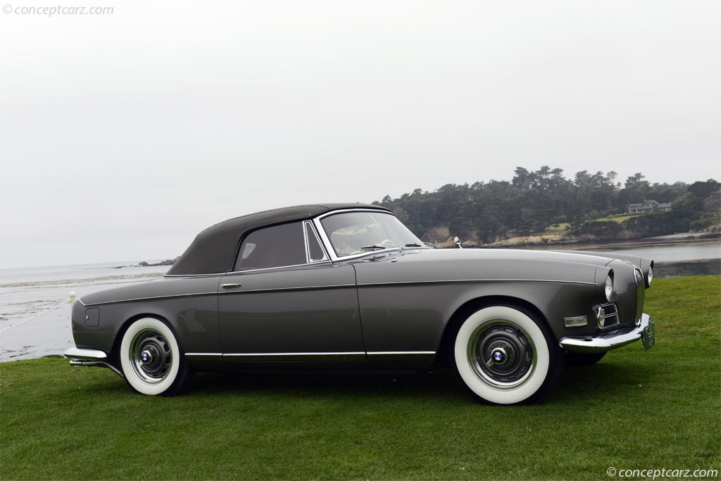 1957 Bmw 503 Pictures History Value Research News Conceptcarz Com