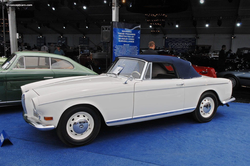 Auction Results and Sales Data for 1957 BMW 503