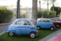 1957 BMW Isetta.  Chassis number 501377