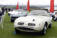 1957 BMW 507 Loewy Concept image.