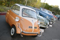 1957 BMW Isetta.  Chassis number 503831
