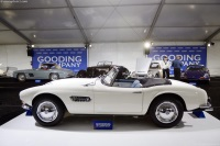 1958 BMW 507.  Chassis number 70134