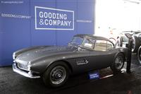1958 BMW 507.  Chassis number 70081
