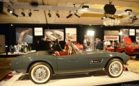 1957 BMW 507.  Chassis number 70156
