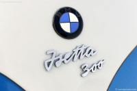 1958 BMW Isetta 300.  Chassis number 500656