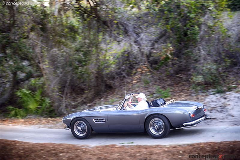 1958 BMW 507 Photograph