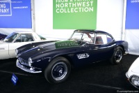 1958 BMW 507.  Chassis number 70157