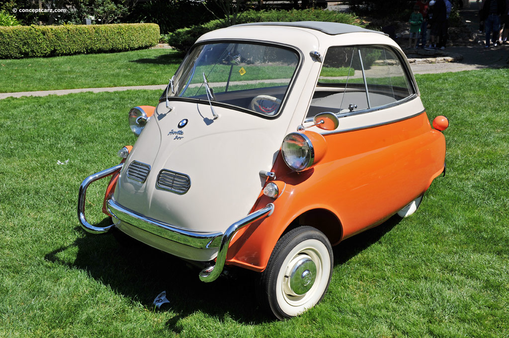 Auction Results And Sales Data For 1958 Bmw Isetta 300