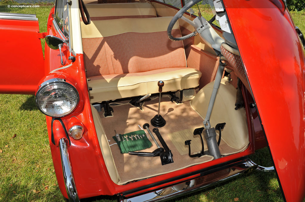 Auction Results and Sales Data for 1959 BMW Isetta 300