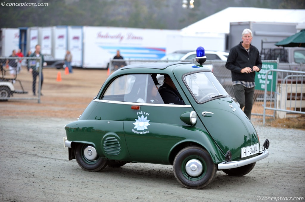 Auction Results And Sales Data For 1961 Bmw Isetta 300