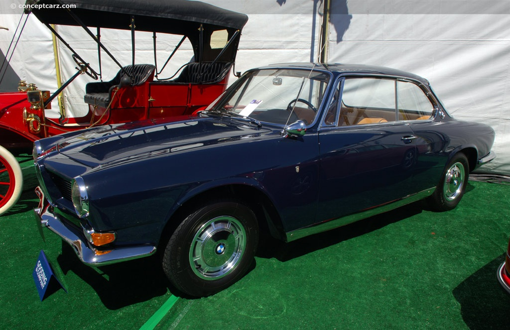 Auction Results and Sales Data for 1965 BMW 3200CS