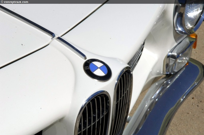 1965 BMW 3200CS