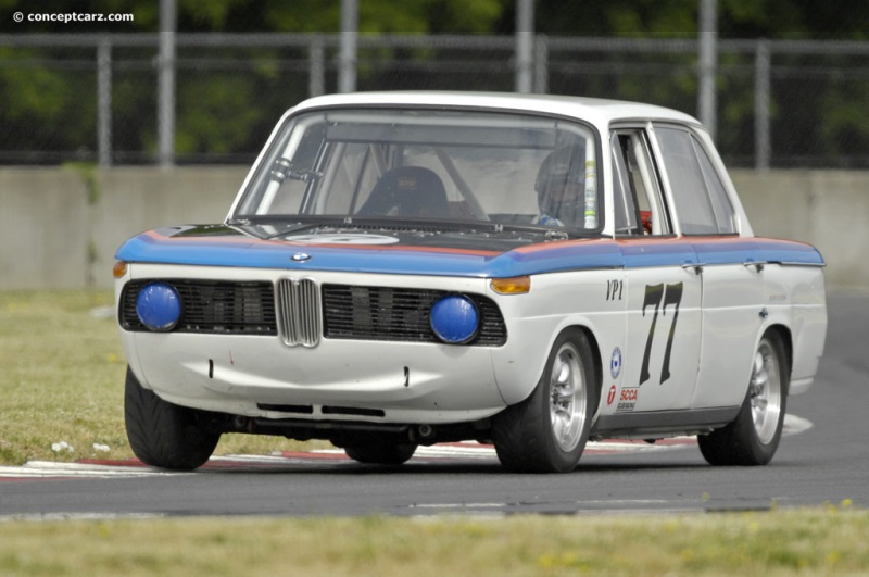 1966 Bmw 1800 Chassis Information
