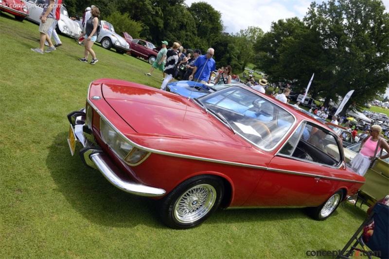 1966 BMW 2000
