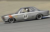 1966 BMW 2000 image.