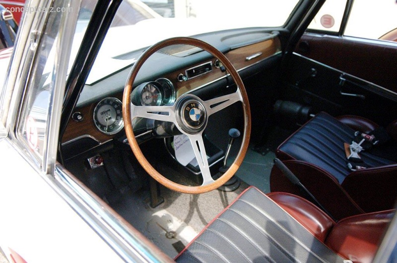 1966 BMW 1800