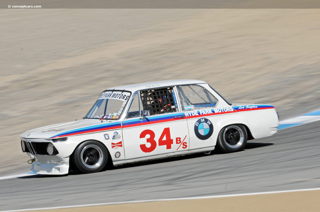 Auction Results and Sales Data for 1968 BMW 2002