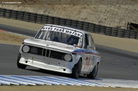 1968 BMW 2002.  Chassis number 1668269