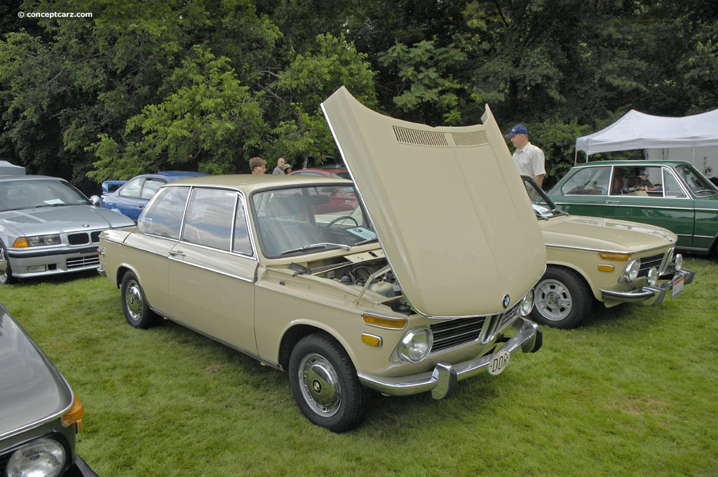 Auction Results and Sales Data for 1969 BMW 1600
