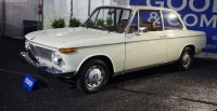 1969 BMW 1600.  Chassis number 1567736