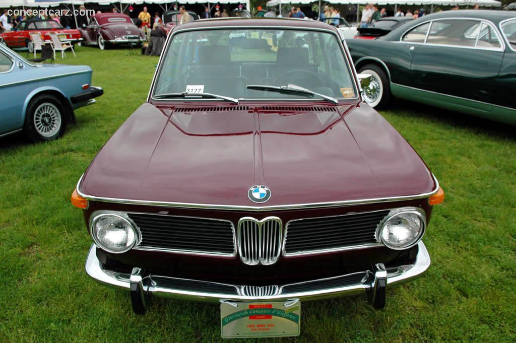 1969 Bmw 1600 History Pictures Value Auction Sales