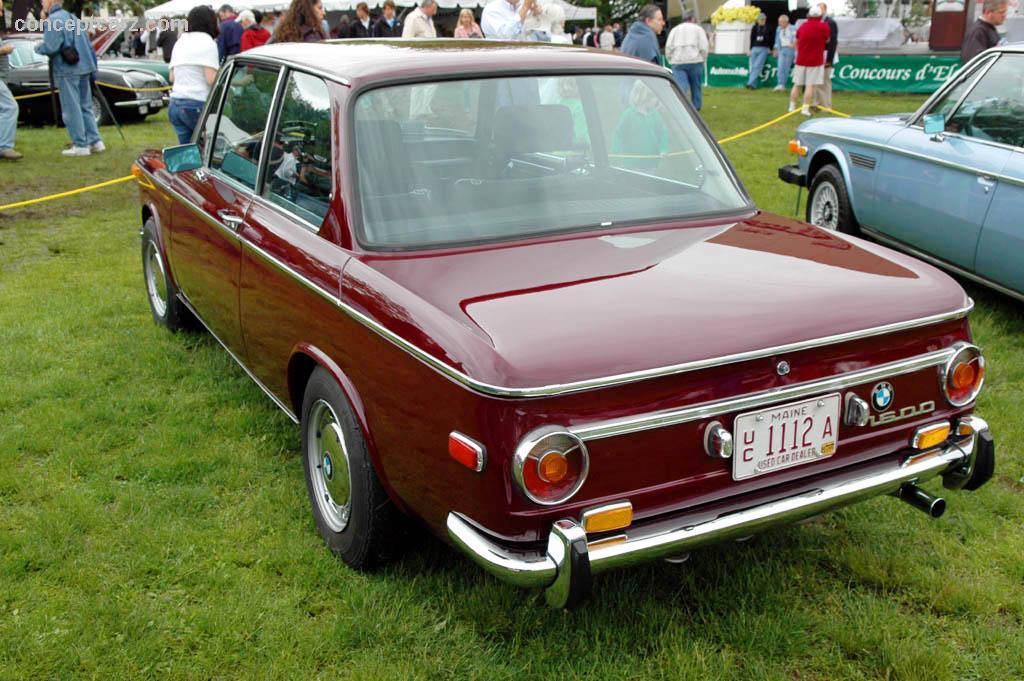 1969 Bmw 1600 Image Https Www Conceptcarz Com Images