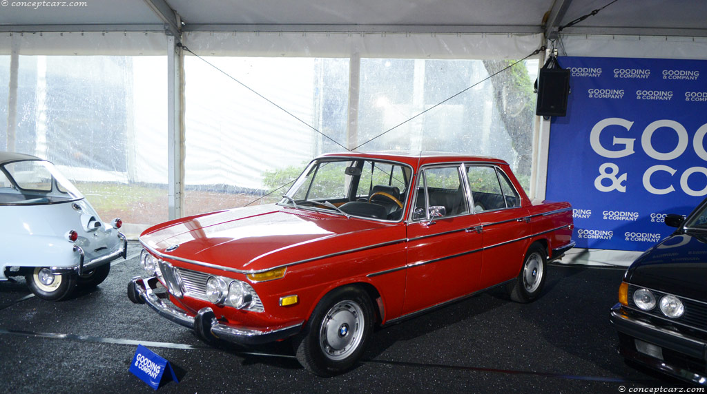 1970 Bmw 2000 History Pictures Value Auction Sales Research And News