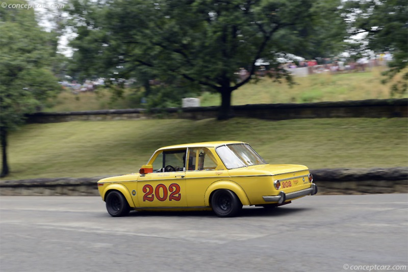 Bmw 2002 Tii Race Car >> 1970 BMW 2002 chassis information.