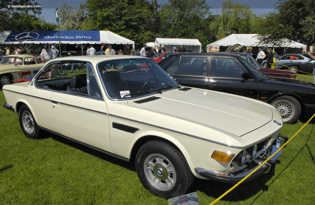 Auction Results And Sales Data For 1971 Bmw 2800