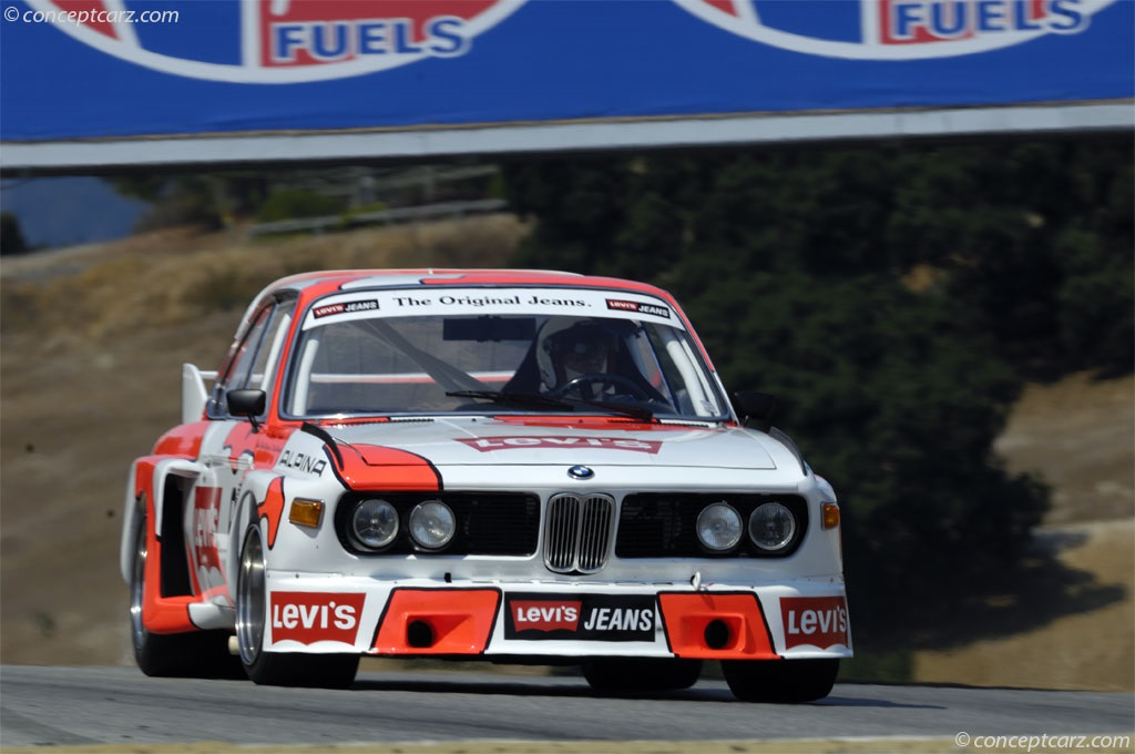 Auction Results and Sales Data for 1971 BMW 3.0 CSL