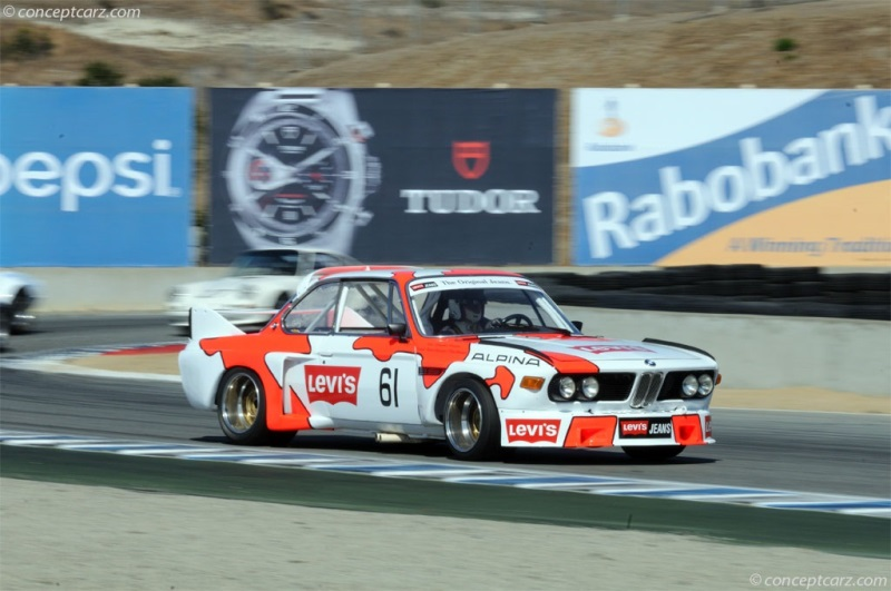 Chassis 2211352. 1971 BMW 3.0 CSL chassis information