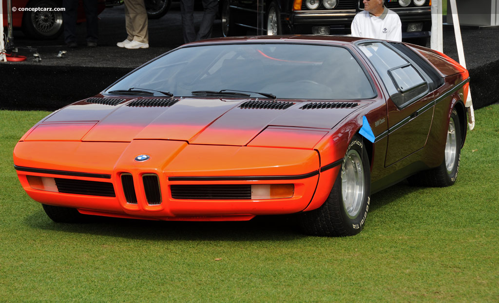 1972 Bmw Turbo Concept Image