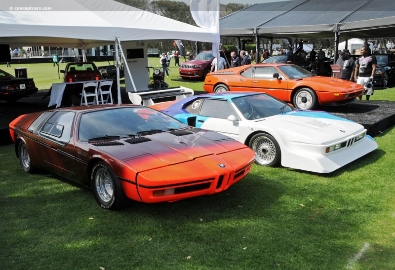 1972 Bmw Turbo Concept History Pictures Value Auction Sales