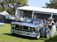 1973 BMW 3.0 CSL.  Chassis number 2275345
