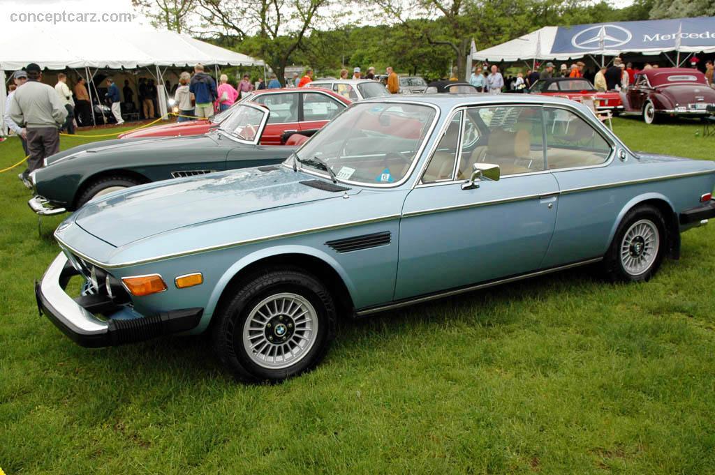1974 BMW 30 CS photo