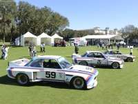1975 BMW 3.5 CSL.  Chassis number 2275986